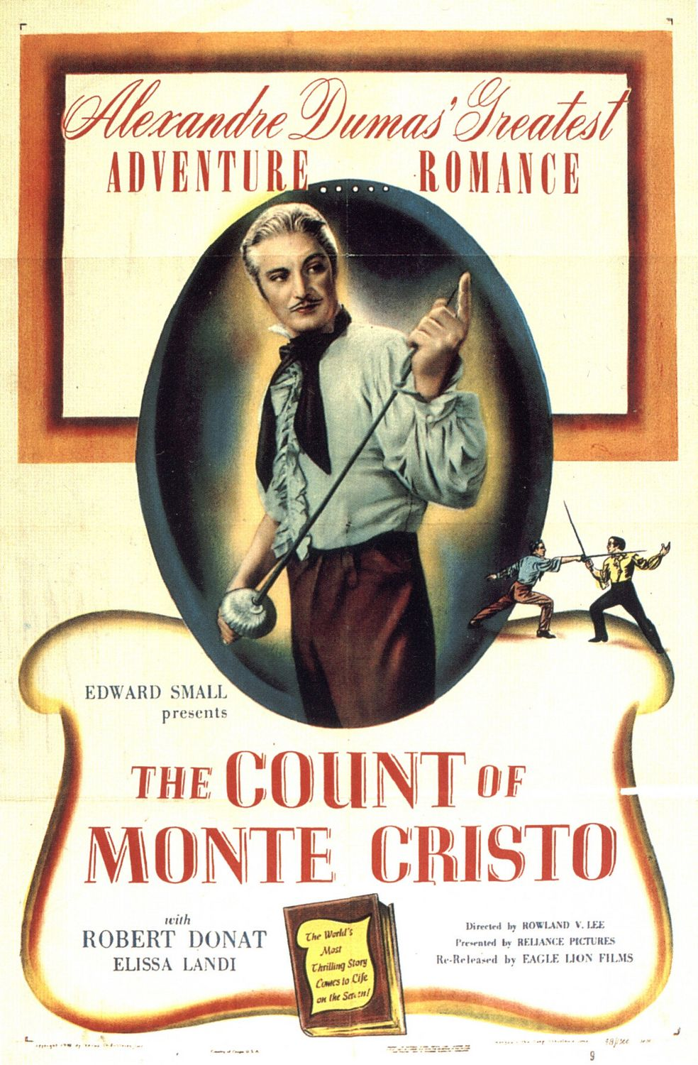 count of monte cristo On the day of his wedding to the lovely mercedes, edmond dantes, first mate of the pharaon, is accused of treason arrested and imprisoned without trial, in the.