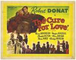 Cure for love poster 2