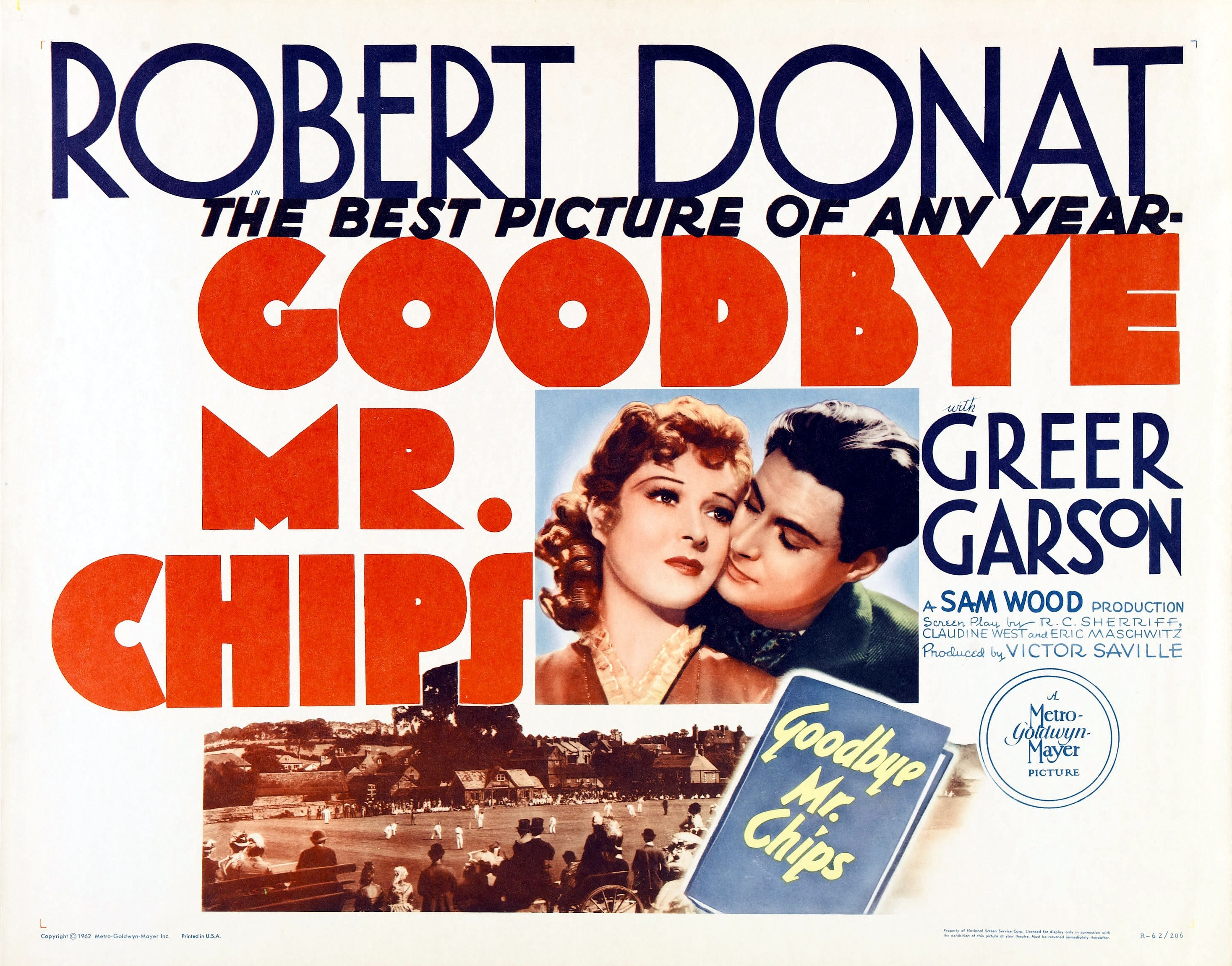 goodbye mr chips ‎watch trailers, read customer and critic reviews, and buy goodbye, mr chips (1939) directed by sam wood for $999.
