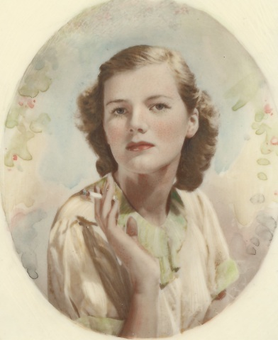 1. PRISCILLA 1945 PASTEL