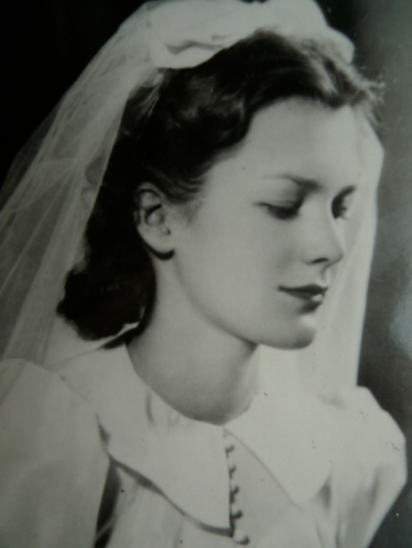 15. unblemished in wedding veil