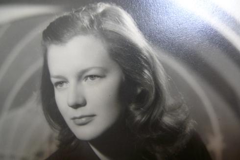 Priscilla in 1945
